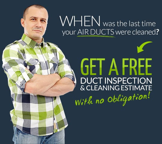 HVAC & Air Duct Cleaning Service